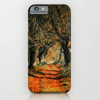 Autumn rust iPhone 6 Slim Case