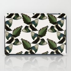 A Tiding Of Magpies iPad Case