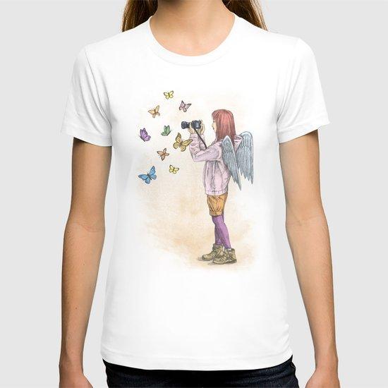Photog Angel T-shirt