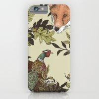 Fox & Pheasant iPhone 6 Slim Case