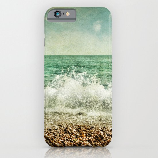 Beside the Sea V iPhone & iPod Case