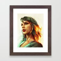 When The Sun Came Up Framed Art Print