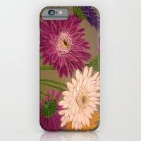 Gerberas iPhone 6 Slim Case