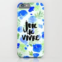 Joie De Vivre iPhone 6 Slim Case