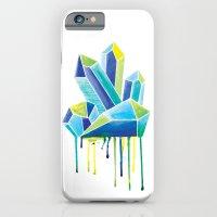 Crystals iPhone 6 Slim Case
