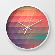 nww phyyzz Wall Clock