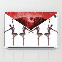 envelope bloody ballet iPad Case