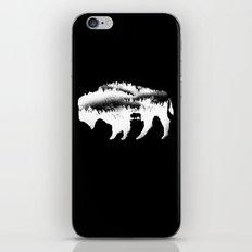 American Bison iPhone & iPod Skin