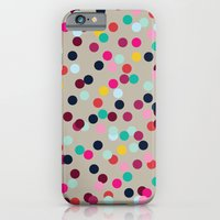 iPhone & iPod Case featuring Confetti #2 by Michelle Nilson