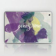 you&me Laptop & iPad Skin
