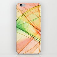 tequila sunrise iPhone & iPod Skin
