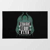 Straight Outta R'lyeh Rug