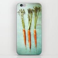 Eat Your Vegetables iPhone & iPod Skin