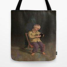 Horor Fiction Tote Bag