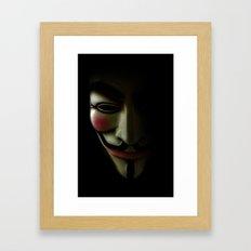 Don't worry .. Framed Art Print