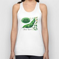 Pill Portraits 4: Chloral Hydrate Unisex Tank Top