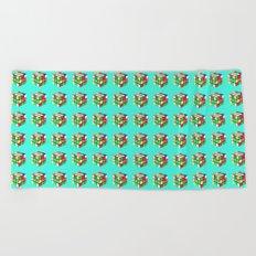 Do You Even Cube, Bro?  |  Rubik's Beach Towel