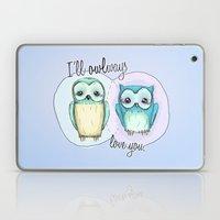 Owls Laptop & iPad Skin