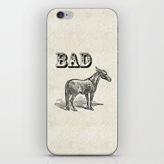 Bad Ass iPhone & iPod Skin