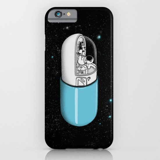 Space Capsule iPhone & iPod Case