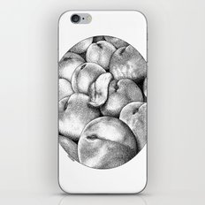 asc 628 - Les pêches de l'empereur (More juicy fruits) iPhone & iPod Skin