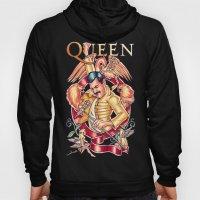 Don't Stop Queen Now Hoody