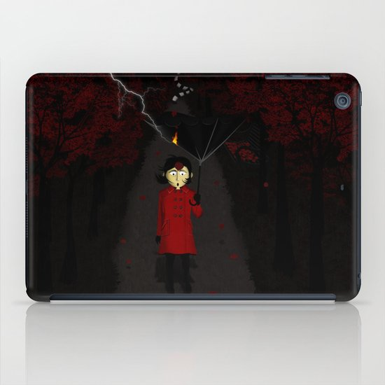 Misforautumn iPad Case