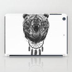 Don't wake the bear iPad Case
