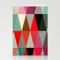 Geo Hex 03. Stationery Cards