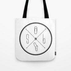 S6 : hipster clip Society6 Tote Bag
