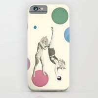 iPhone & iPod Case featuring Horsing Around by Cassia Beck