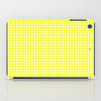 YELLOW DOT iPad Case