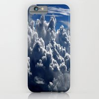 iPhone & iPod Case featuring clouds by Lo Coco Agostino