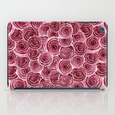 Bed of Roses iPad Case