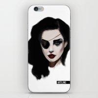 SPACE PIRATE iPhone & iPod Skin