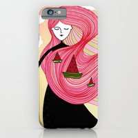 iPhone & iPod Case featuring watermelon dream by Asja Boros