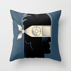 iGnore Throw Pillow