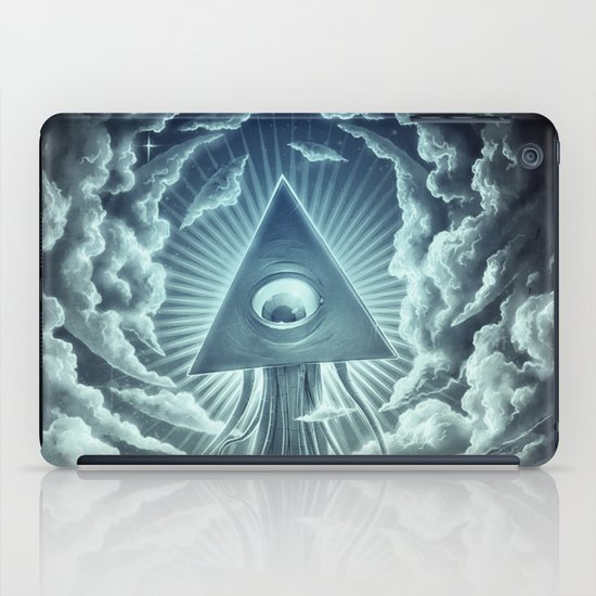War Of The Worlds I. iPad Case