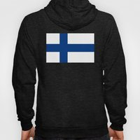 National flag of Finland - Authentic Hoody