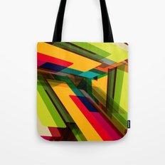 Field of Colors Tote Bag