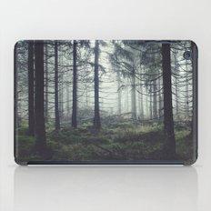 Through The Trees iPad Case
