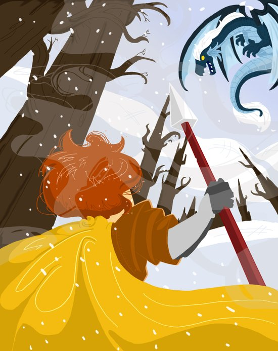 fighting fire with fire Art Print