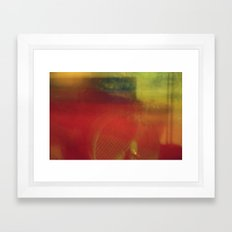 Go Hard in the Paint Framed Art Print