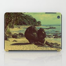 Puerto Rico Heart along the Beach iPad Case