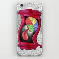 Dali Grandfather Clock iPhone & iPod Skin
