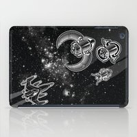 Intergalactic Pest Contr… iPad Case