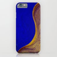 iPhone & iPod Case featuring Golen Horse by Neville Hawkins