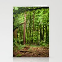Glade of my Dreams  Stationery Cards