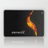 elements | fire Laptop & iPad Skin