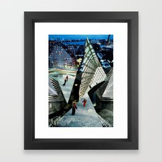 Paracosm Framed Art Print